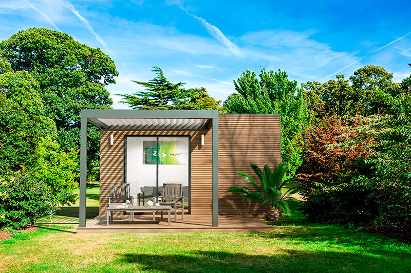 image wood design studio jardin 14m2